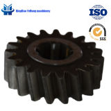 Dt0020 Transmission Electrocar Gear Box Cylindrical Gear Precision Forging Gear
