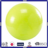 Yellow Color Yoga Ball