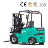 2.5t Ce Certified Four Wheel Electric Forklift