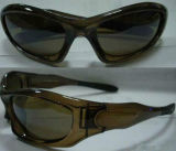 New Design Best Sales Fashionable Plastic Men's Sunglasses
