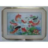 3D lenticular decorative photo