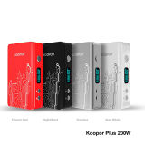 Koopor Plus 200W Tc Box Mod (Koopor Plus)