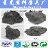 80%- 99.5% Silicon Carbide for Metalllurgical, Refractory and Abrasive