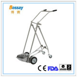 Metal Hospital Trolley for Oxygen Cylinder