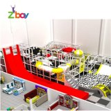 Soft Play China Indoor Playground Equipment Made in China, Cheap Trampoline for Sale