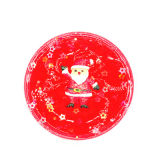2018 Santa Claus Snowman Elk Soft Slime Gift Toy for Kids and Adults