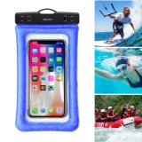 Floatable Waterproof Phone Case, Watertight Sealed Underwater Cellphone Pouch