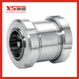 Stainless Steel Threaded Check Valve with Union Ends