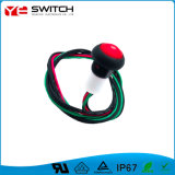 New Design IP68 Waterproof Electronic Push Button Electrical Switch with Wire LED on off Touch Switch