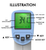 Digital Thermometer Prices LCD Display for Infrared Thermometer