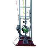 Helemt Goggles Puncture Testing Machine/ Penetration Testing Machine with Protective Eyes Testing