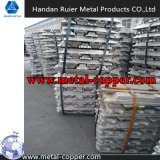 High Pure Direct Factory Supply Aluminum 99.7% Ingot for Sale