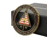 X-Eternal Gift Whole Sale Die Casting Cutout Enamel Souvenir High Quality Metal Challenge Coin