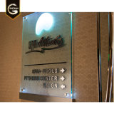 Wholesale Acrylic LED Module Light Box for Hotel Door Plate