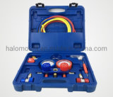 Auto Repair Tool R 134A Advanced Environmental Double Table Blue Tool Box