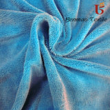 100% Polyester Coral Fleece Plaid Fabric