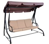 Soft Cushion Garden Swing Chair