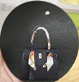Hot Sale PU Microfiber Cemented with Real Cow Leather for Hand Bags Instead of Real Cow Leather