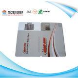 Plastic Printing Bar Code Card/Ink Jet Printing Bar Card/UV Printing Bar Code