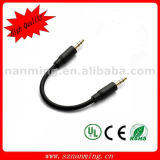 3.5mm to 3.5mm Aux Stereo Audio Cable for iPhone, iPod, iPad