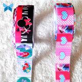 Hair Accessories Webbing 2.5cm Color Rib Belt Gift