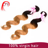 Indian Hair Two Tone Hair Extension Body Wave Human Hair