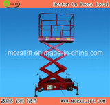 Electric Powered Moving Hydraulic Lift Platform (SJY0.3-10)
