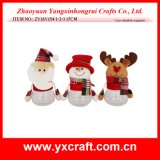 Christmas Decoration (ZY16Y154-1-2-3 17CM) Promotional Christmas Gift Christmas Decoration Felt