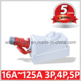 IP44 32A Industrial Plug Socket