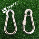 Stainless Steel Spring Snap Hooks