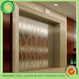 Best Quality Decorative Stainlesssteel Sheet for 304 Elevator Door
