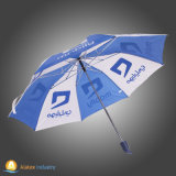 3 Section Promotion Rain Umbrella