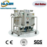 Tvp20 Multistage Filtering Waste Lubricanting Oil Motor Oil Purification System