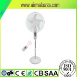 "18"" Solar Rechareable AC/DC Stand Fan with Remote Controller"