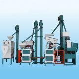 Model Ctnm20 Complete Set Rice Processing Equipment