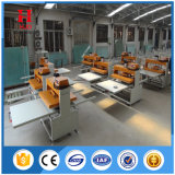 Semi-Automatic Double Position Heat Press Transfer Fabric Printing Machine