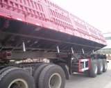 Side Tipping Semi Trailer Dump Trailer