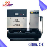 22kw/30HP Electric Integrated Rotary Screw Air Compressor Fixed Speed at Nice Price