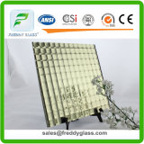 3mm, 4mm, 5mm, 6mm, 8mm Colored Patterned Mirror for Decoration