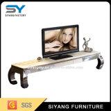 Home Furniture Glass Cabinet Modern TV Set MDF TV Stand