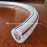 High Quality Plastic Soft Industrial PVC Clear Braided Hose