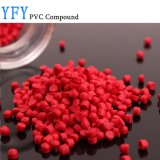 Cable and Insulated Wire Sheath Material PVC Granules Non Migration PVC Compound