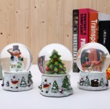 Custom Snow Globe Crafts, Sculptured Resin Water Ball - Christmas Valentine's Day Birthday Holiday New Year's Gift