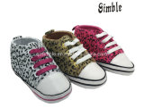 Wholesale Cheap Kids Baby Infant Indoor Toddler Shoes with Lace