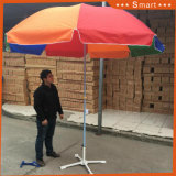 40′′ with 8ribs Advertising Beach Umbrella