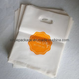 LDPE&HDPE Plastic Punch Handle Bag for Shopping