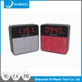 Multimedia Wireless Bluetooth Portable Mini Speaker with Clock Function
