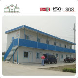 Popular Design Light Steel Affordable and Well Insulated Prefab Steel House