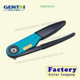 Four Mandrel Crimping Pliers for Turned Contacts W2