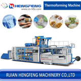 Plastic PP/Pet/PLA Cup Tilting Mould Thermoforming Making Machine